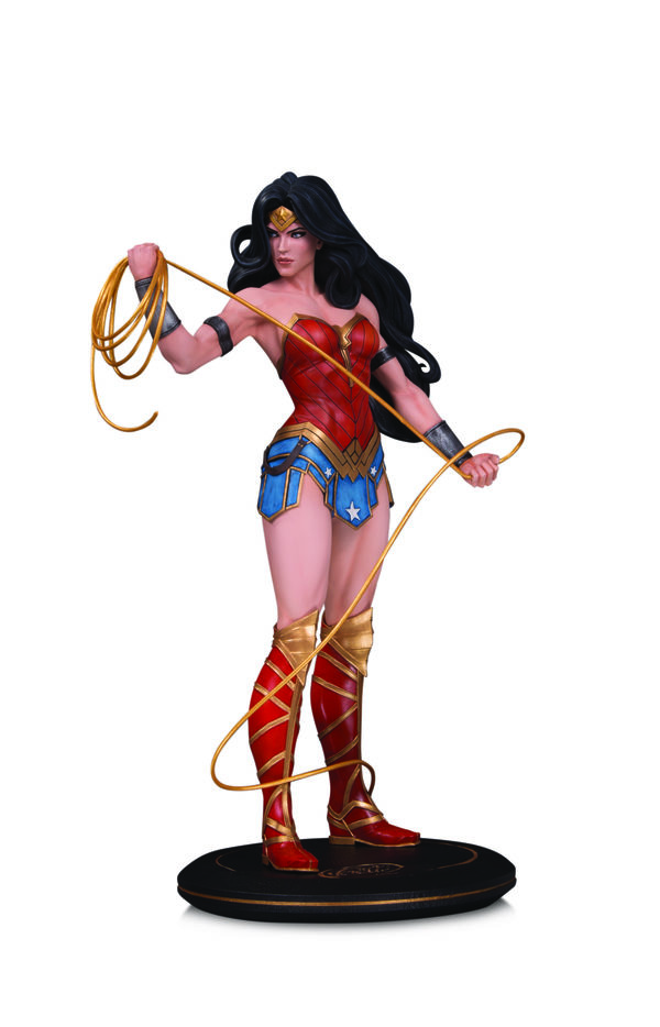 DC Collectibles Wonder Woman Cover Girls Statue