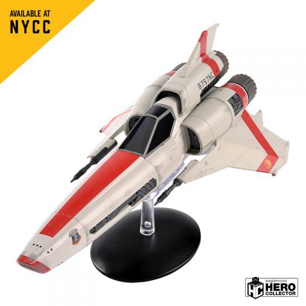 Eaglemoss Battlestar Galactica Viper MK2