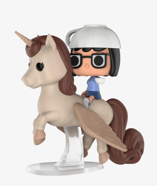 Espresso Trip Tina & Unicorn Vinyl Figure (BoxedLunch _ Funko)