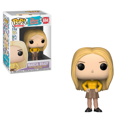 Funko Brady Bunch Marcia Pop