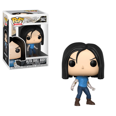 Funko Alita Battle Angel Pop 1