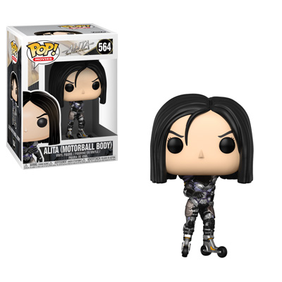 Funko Alita Battle Angel Pop 3