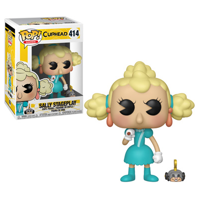 Funko Cuphead Sally