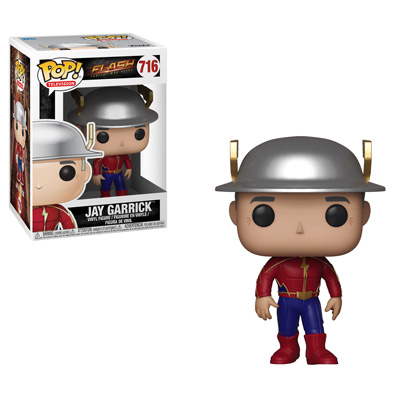 Funko DC TV Jay Garrick Pop