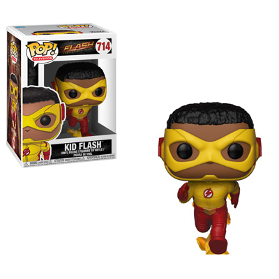 Funko DC TV Kid Flash Pop
