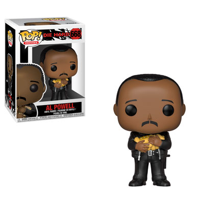 Funko Die Hard Al Powell