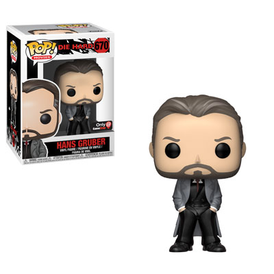 Funko Die Hard Hans Gruber Exclusive