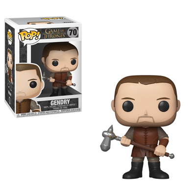 Funko Game of Thrones Gendry
