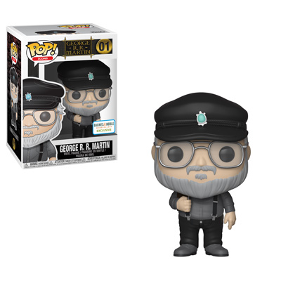 Funko Game of Thrones George R R Martin