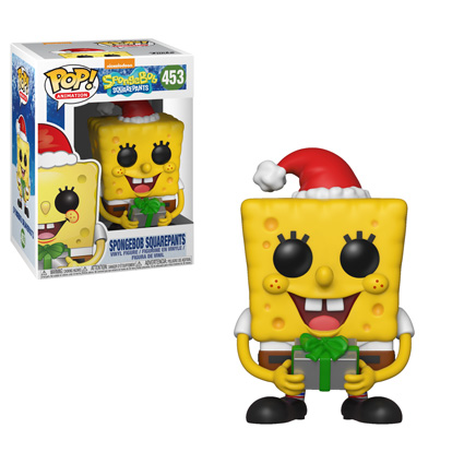 Funko Holiday Spongebob Squarepants Pop