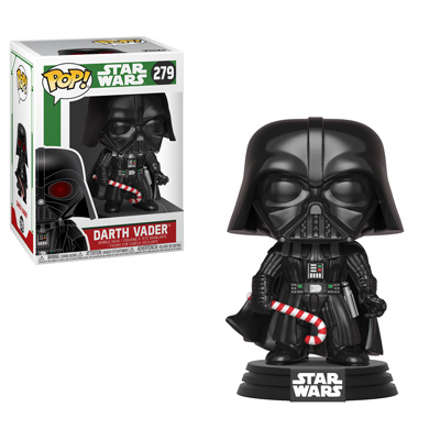 Funko Holiday Star Wars Darth Vader Pop
