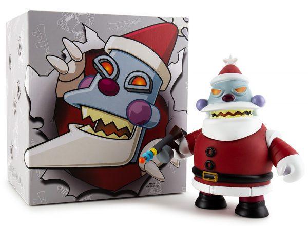 Futurama Kid Robot Robot Santa 2