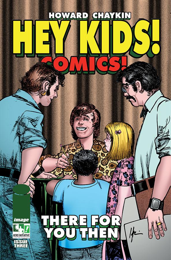 Hey Kids! Comics! #5 (of 5)