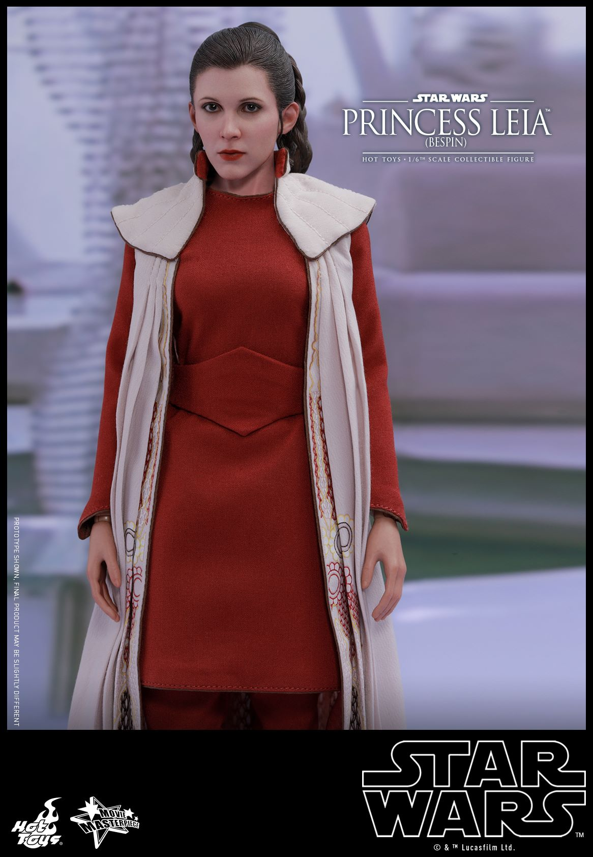 Hot Toys Bespin Gown Princess Leia 11
