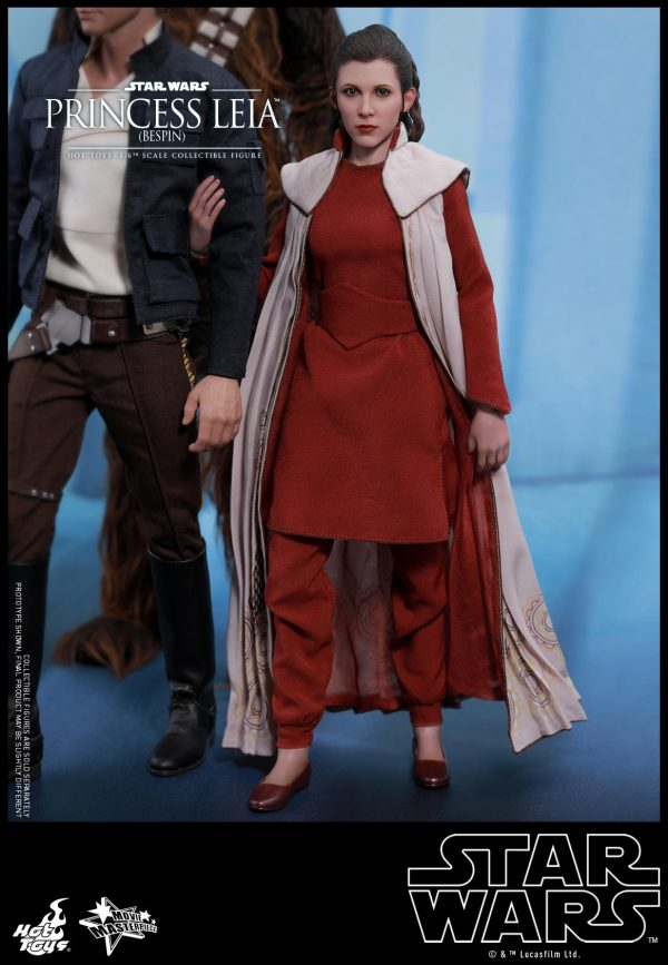Hot Toys Bespin Gown Princess Leia 15