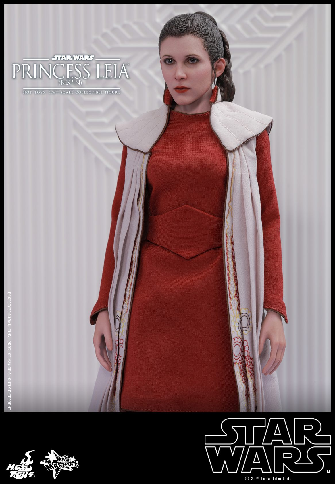 Hot Toys Bespin Gown Princess Leia 2