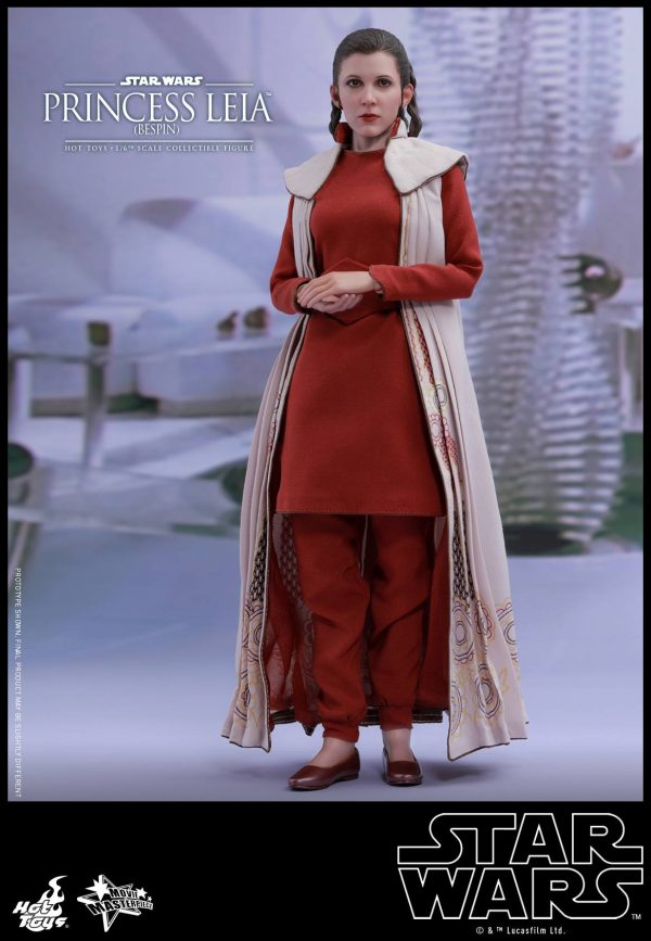 Hot Toys Bespin Gown Princess Leia 7