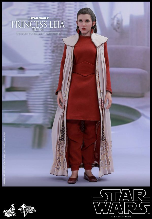 Hot Toys Bespin Gown Princess Leia 8