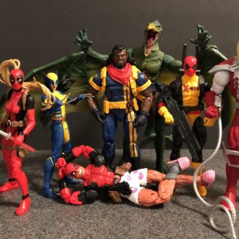 Marvel Legends Deadpool Wave 1