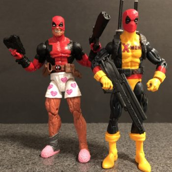 Marvel Legends Deadpool Wave 11
