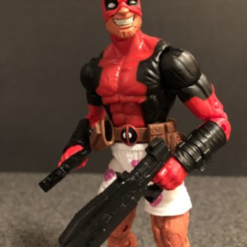 Marvel Legends Deadpool Wave 12