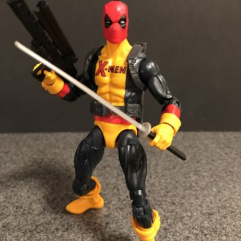 Marvel Legends Deadpool Wave 14