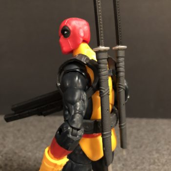 Marvel Legends Deadpool Wave 15