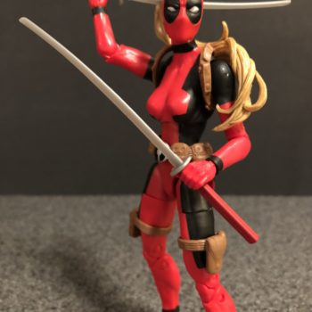 Marvel Legends Deadpool Wave 22