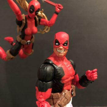 Marvel Legends Deadpool Wave 24