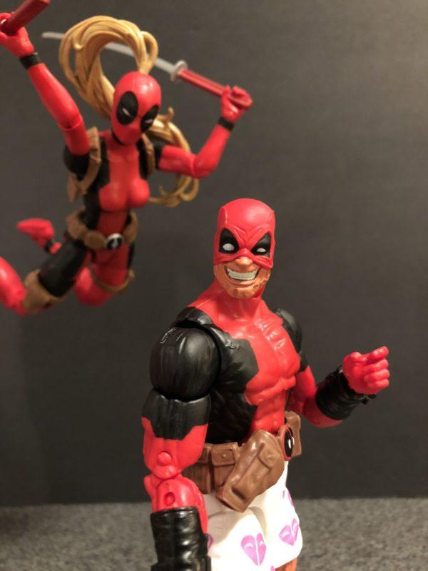 Marvel Legends Deadpool Wave 24