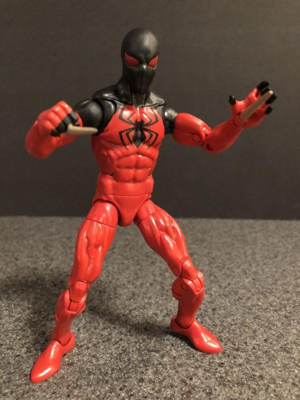 Marvel Legends Spider-Man SPDR Wave 10