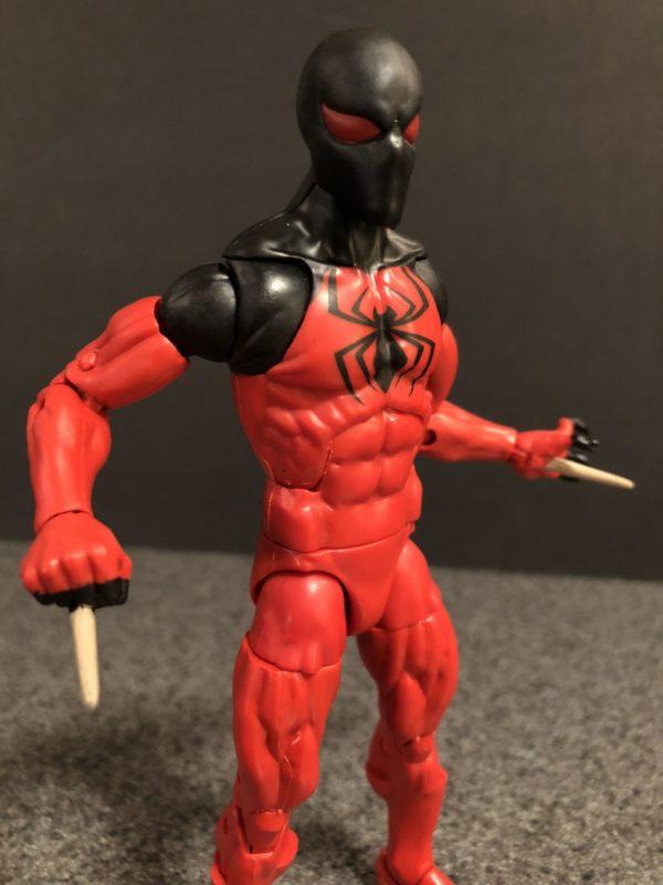 Marvel Legends Spider-Man SPDR Wave 11