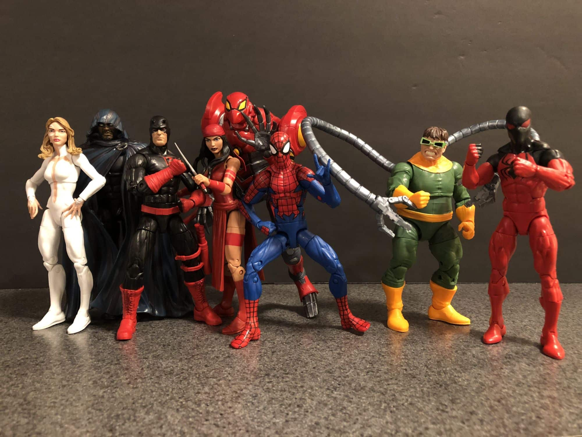 Let's Take a Look at the Latest Spider-Man Wave of Marvel Legends - Bleeding Cool News And Rumors
