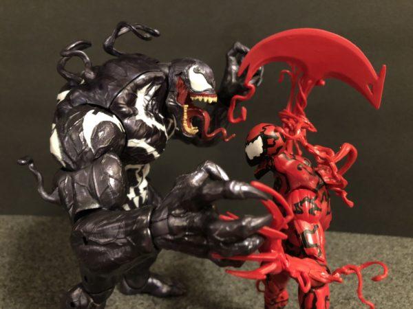 Marvel Legends Venom Wave 27