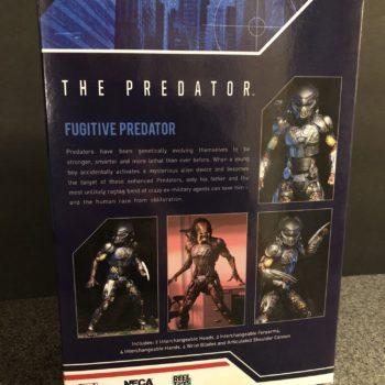 NECA Fugitive Predator 3