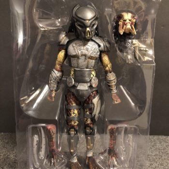 NECA Fugitive Predator 4