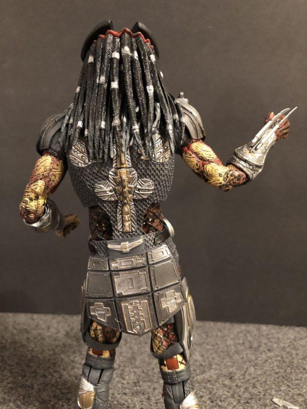 NECA Fugitive Predator 7
