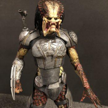 NECA Fugitive Predator 11