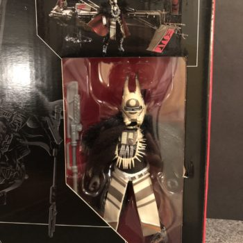 Star Wars Black Series Enfys Nest and Bike 2