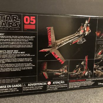 Star Wars Black Series Enfys Nest and Bike 3