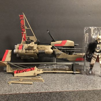 Star Wars Black Series Enfys Nest and Bike 5
