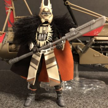 Star Wars Black Series Enfys Nest and Bike 6