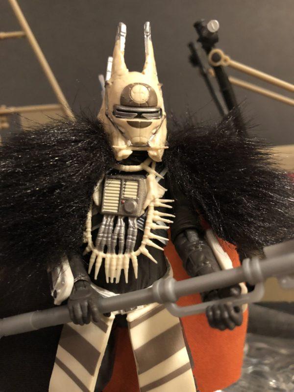 Star Wars Black Series Enfys Nest and Bike 7
