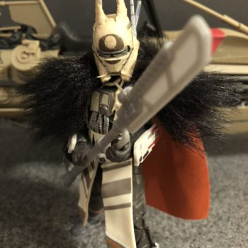 Star Wars Black Series Enfys Nest and Bike 8