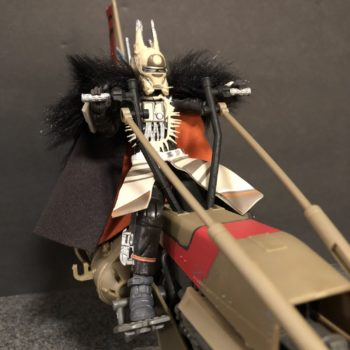 Star Wars Black Series Enfys Nest and Bike 11