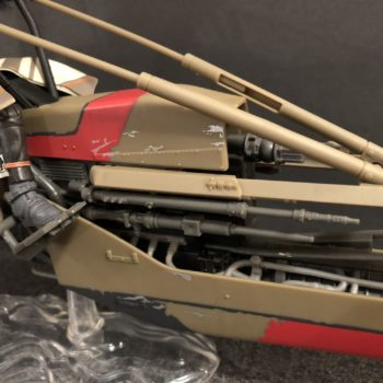 Star Wars Black Series Enfys Nest and Bike 13