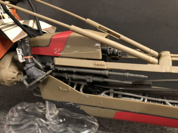 Star Wars Black Series Enfys Nest and Bike 13
