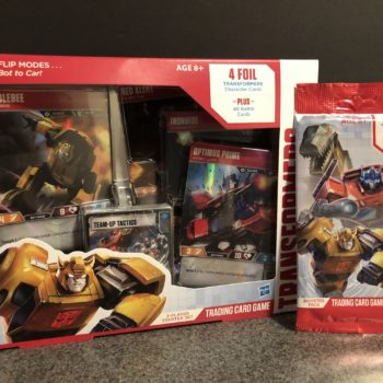 Transformers Trading Card Game1