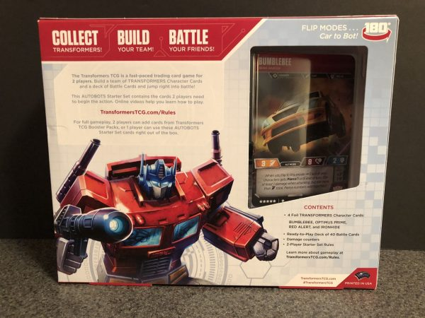 Transformers Trading Card Game 2