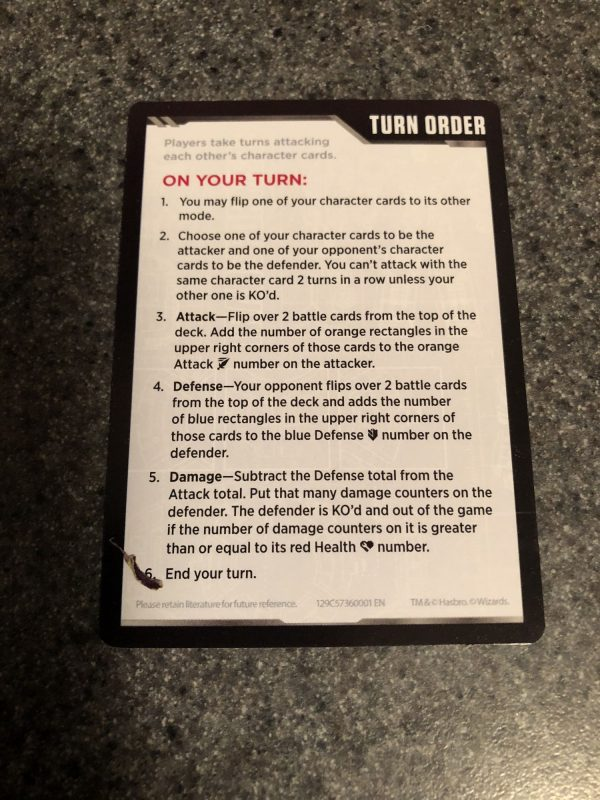 Transformers Trading Card Game 7
